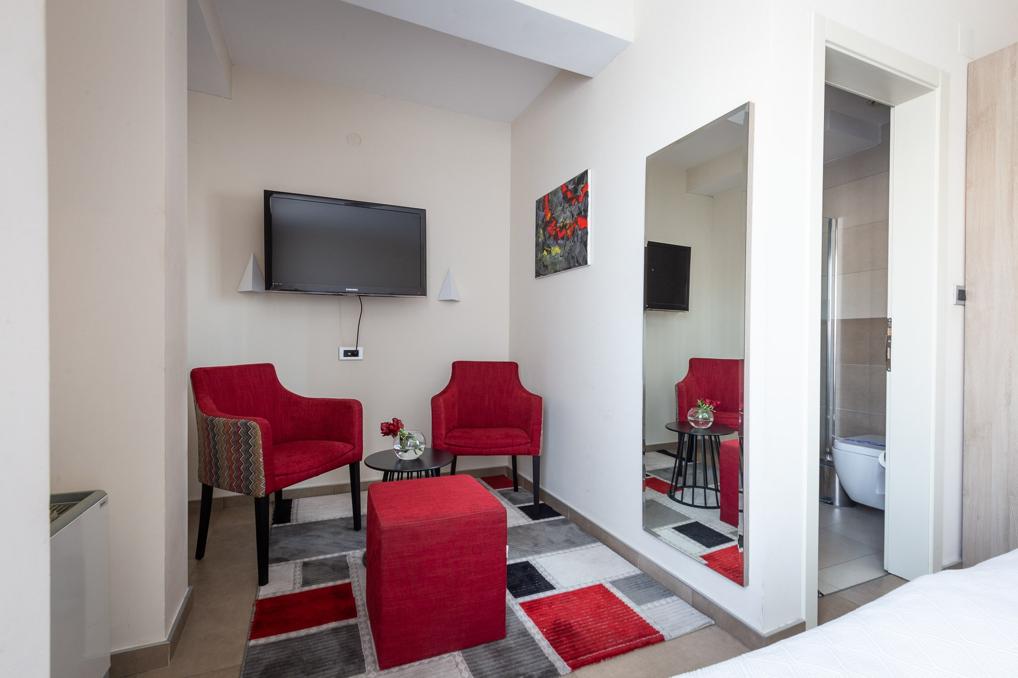 1st Floor – Double Room French Bed